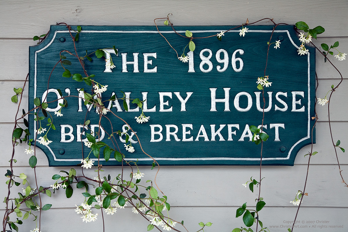 O'Malley House, New Orleans